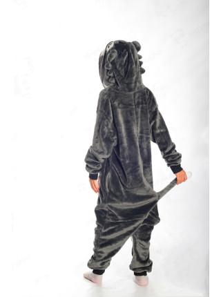 Детская пижама кигуруми Волк