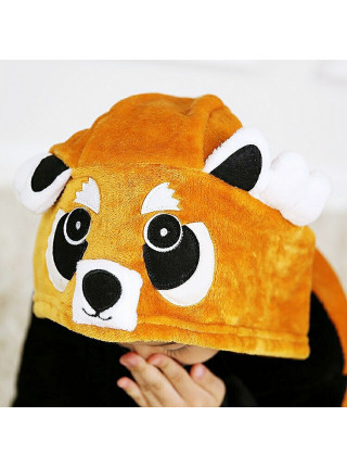Детская пижама кигуруми Енот