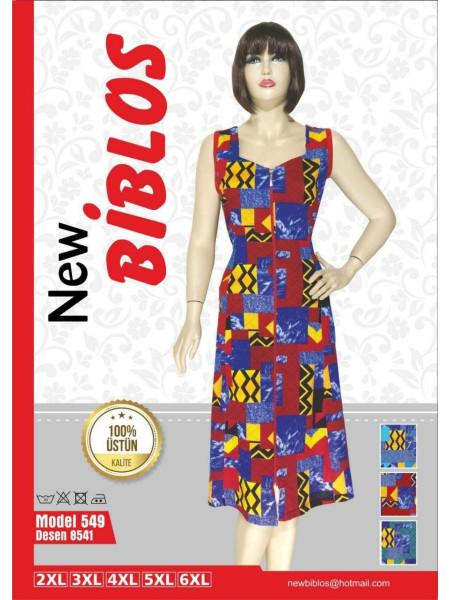Летний трикотажный халат Biblos 549-8541