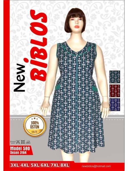 Женский халат для весны и лета Biblos 580-3164