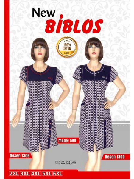 Летний халат для женщин Biblos 590-1309