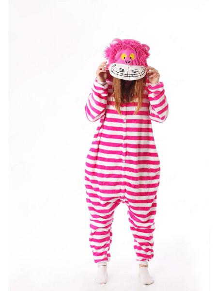 Пижама кигуруми Чеширский Кот