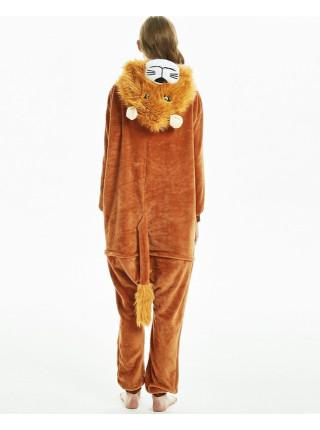 Пижама кигуруми Лев