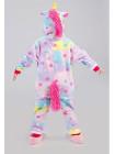 Детская пижама кигуруми Единорог Звёздный