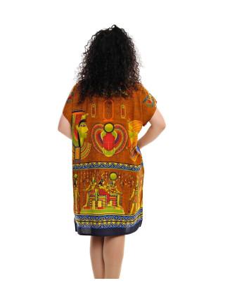 Женская летняя туника из штапеля Египет