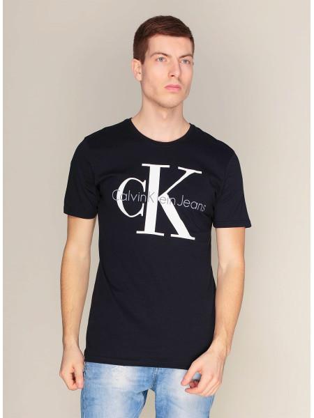 Футболка черная мужская Calvin Klein