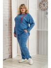 Женский прогулочный костюм Мармарис больших размеров