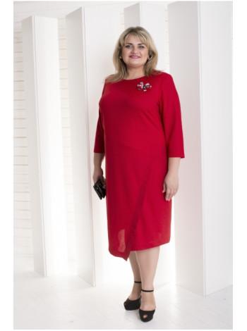 Торжественное стильное платье Ингрид