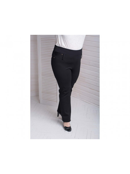 Женские классические брюки Алекс больших размеров