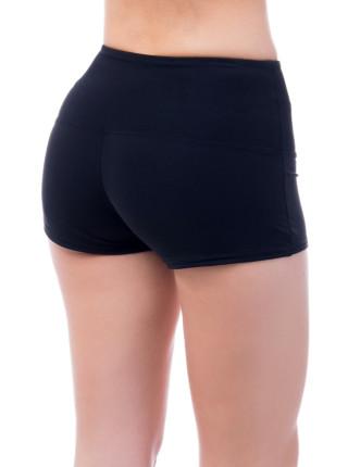 Женские эластиковые шорты