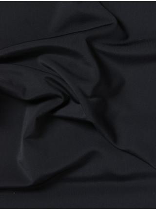 Футболка спортивная женская эластиковая чёрного цвета