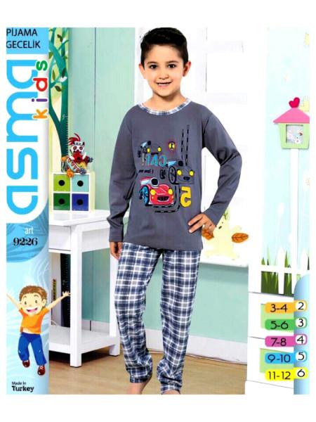 Пижама детская из хлопка Турция