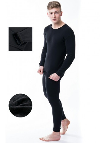 Комплект термо белья на меху юниор