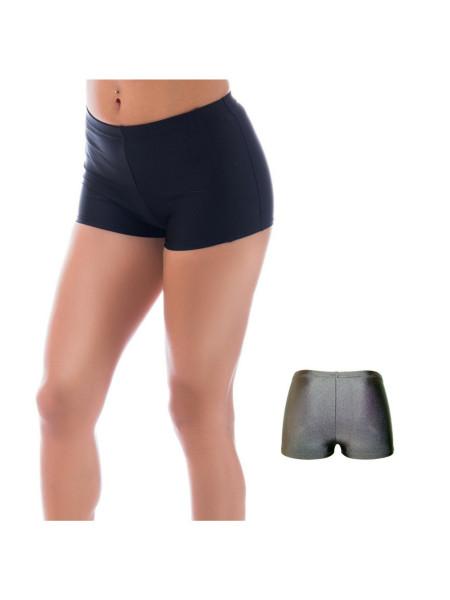 Женские шорты эластиковые утяжка
